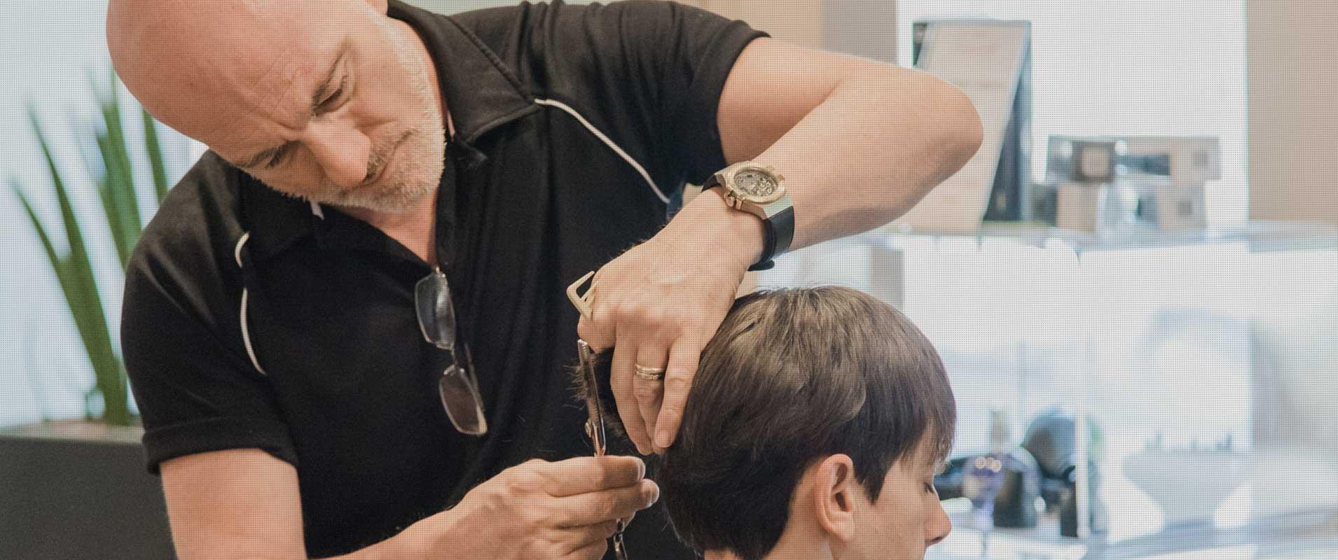 Enzo Casillo parrucchiere Como