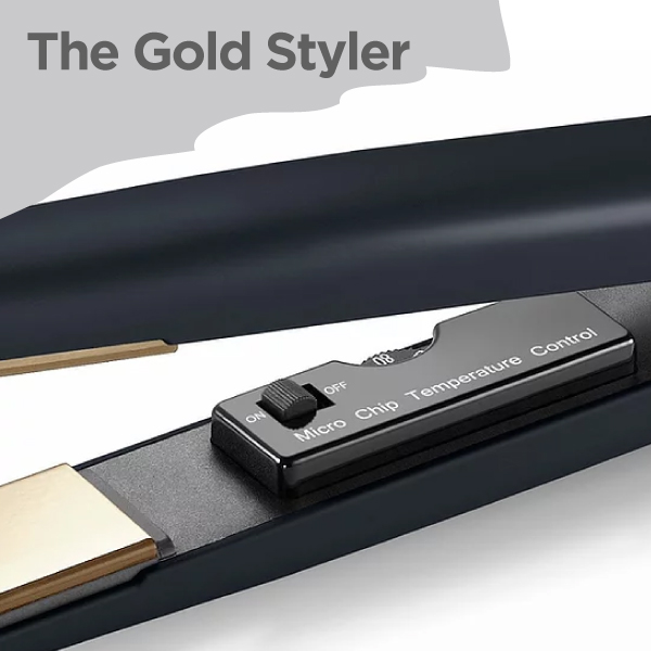 The Gold Styler - Piastra Golden curl